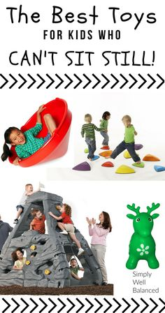 The perfect gift guide covering the best toys for active kids. If you are looking for awesome indoor and outdoor toys for Christmas or Birthdays - this list is full of fun toys that will amaze your kids. toddler toys The Best Toys for Active Kids Outdoor Toys For Toddlers, Kids Toys For Boys, Best Kids Toys, Outside Toys For Toddlers, Unique Toys For Toddlers, Things For Kids, Backyard Toys For Kids, Little Boy Toys, Best Outdoor Toys