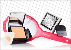 """Benefit Cosmetics - """"hello flawless!"""" #benefitgals"""
