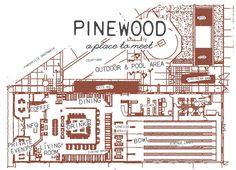 Pinewood Social (Nashville, TN) (Reuben sandwich combined with Eggs Benedict)