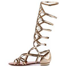 Charlotte Anne - Spech Plat  Schutz $249.99 - Gotta have nice legs for these