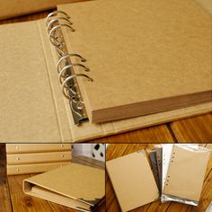 HLP-001, Blank Cover loose-leaf craft paper album graffiti diary photoalbum handmade DIY Photo Album fotoalbum Scrapbooking wedding album.    Cover Size: 25*20*4cm.    Inside Pages Color: Black, Coffee, White, Craft.    Inside Pages Material: 40 sheets of 250g paper. (You can also buy addtional sheets for back up)    Inside Pages Size: 23*16.5 cm.