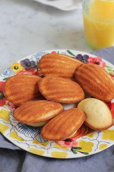 Lemon Madeleines   Hip Foodie Mom