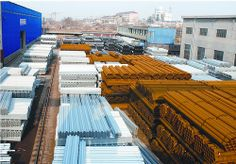 Abundant Steel Pipe Storage of ☂East Steel Pipe☂