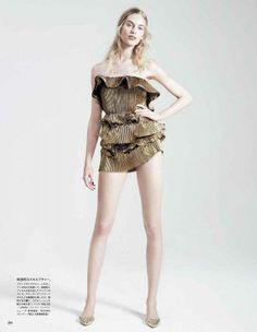 Nos, Vanessza Vogue  címlapját már láthattuk! #fashionfave #fashion #axentevanessza #vanesszaaxente #vogue #magazine #model #hungarianmodel