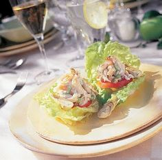 Crab and Artichoke Salad