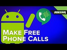 Google Voice Tutorial How To Use Google Voice On A Computer - YouTube Cell Phone Deals, Free Cell Phone, Free Phones, Cell Phone Holder, Leather Cell Phone Cases, Google Voice, Human Mind, The Voice, Technology