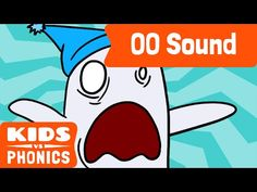 """Help your kids learn the long """"OO"""" phonic with this short video!"""