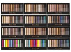 MAKEUP REVOLUTION Eyeshadow Palette I have #3