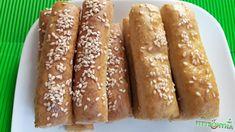 FittKonyha: Főételek, desszertek, reggeli, vacsora ötletek, receptek cukor és fehér liszt nélkül Hot Dog Buns, Hot Dogs, Rum, Fitt, Cukor, Paleo, Bread, Brot, Beach Wrap