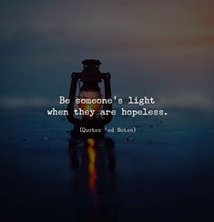 Be someones light when they are hopeless.  Photo by: Ashraful Arefin via (https://ift.tt/2KIaX5Q)