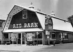 Red Barn Feed Store, Reseda CA on Oxnard St. just east of Reseda Bl. Neighborhood outcry forced the Orange Line Metrorail to jog around the longtime store.