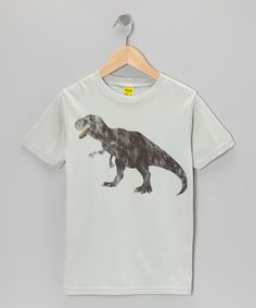 Take a look at this Ash Rex Tee - Toddler & Boys on zulily today!
