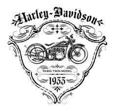 Harley-Davidson — Chris Fort Creative