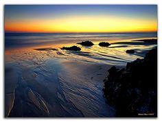 Mazagón (Huelva)  Esas puestas de sol inolvidables