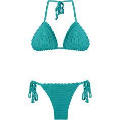 biquini-crochet-verde - 369,00