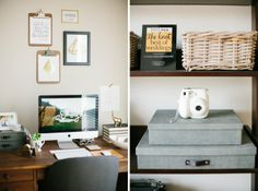 workspace wednesday | kimberly chau photography | The {well} Studio