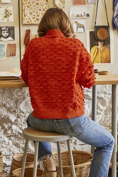 Knit Wit Issue 5 | Studio of Misha + Puff, photo by Susie Cushner