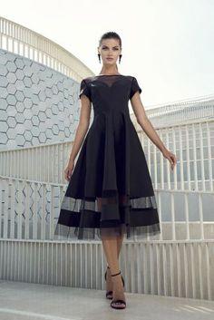 2a96cc606 16 mejores imágenes de Vestido de tul negro