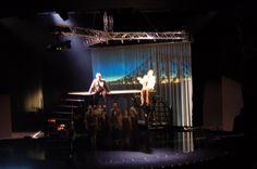 Johnno. Brisbane Festival/Derby Playhouse. Scenic design by Dan Potra.