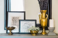 Anyone who has lived in a small home or apartment knows it can be a challenge. The good news? You don't have to spend a fortune to make your place pop. Here are 12 ways to decorate your small space with yard sale finds.