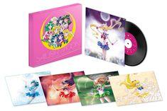 Sailor Moon Tribute Album Vinyl Records 2014