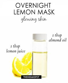 WAKE UP PRETTY - DIY OVERNIGHT FACE MASKS FOR GLOWING SKIN