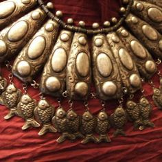 NECKLACE36.T.0021  NECKLACE36.T.0021     Maison Halter Ethnics   2008FEVR10BIMESTROUV  Ref :    NECKLACE36.T.0021NECKLACE36.T.0021     Silver, Thailand   Description   Authenticity, simplicity and splendid patina make of this necklace Meo from the Gold Triangle a portable jewel by all the women who like the jewels which have a soul     var nameImageMed = '2008FEVR10BIMESTROUV0001.jpg';  var nameImageS1 = '2008FEVR10BIMESTROUV0003.jpg';  var nameImageS2 = '2008FEVR...