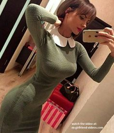 Quaker chic (tight dresses, tight dress)
