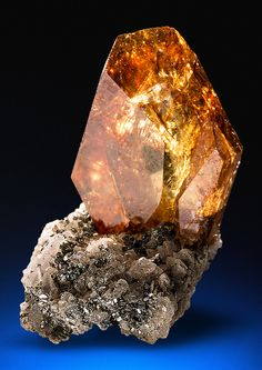 - A love for minerals