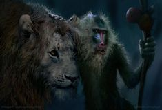 Lion king 2019 ... first look