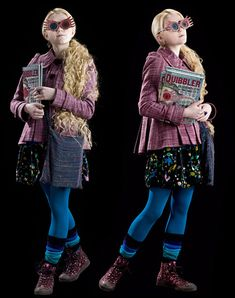 luna lovegood costume - Google Search