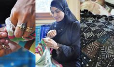 Empowering Upper Egypt's Women - a brief article about the assiut industry in Egypt.