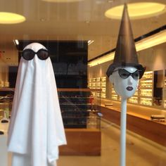 Kaleos Windows case!! Halloween inspiration!! Andy wolf the ghost disguise!! @kaleosoptica #andywolf #monocle_es www.monocle.es