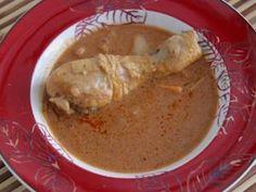 Poulet à la Sauce d'arachides ( « Azindéssi » recette togolaise) • Hellocoton.fr