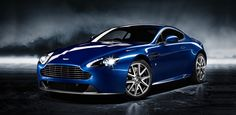 Aston Martin V8 Vantage S. A lesson in race-bred dynamism.