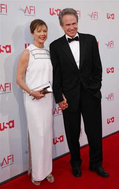 CelebrityPhotos: Warren Beatty Honored At The 36th AFI Life ...