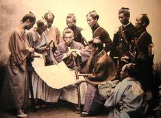 Resultados da Pesquisa de imagens do Google para http://www.kendo.hu/sites/default/files/20101202194040!Satsuma-samurai-during-boshin-war-period_0.jpg