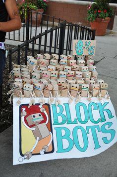 Block bots :)