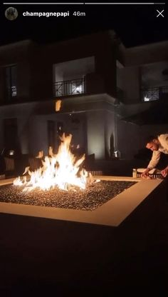 Drake Photos, Drake Drizzy, Fire Pit Grill, Dream Mansion, Mega Mansions, Mansion Interior, Dream House Exterior, Edgy Outfits, Luxury Life
