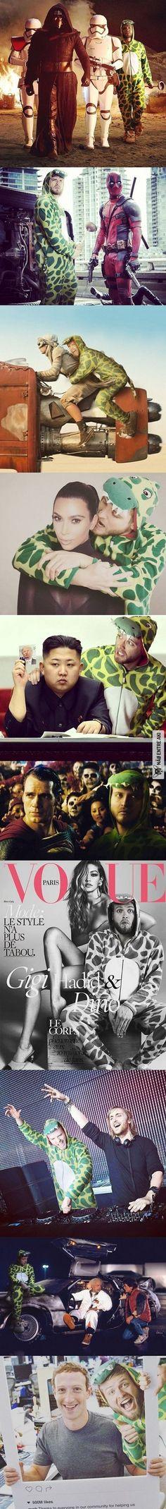 o mestre do photoshop.....