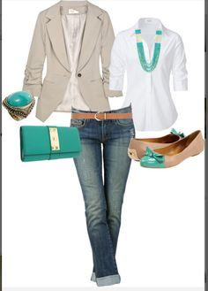 LOLO Moda: Elegant spring outfits
