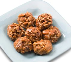 Texas Chewy Pecan Pralines...This is a chewy pecan praline that is quite similar to those made by Lamme's Candies in Austin, Tx.