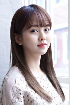 Asian Actors, Korean Actresses, Actors & Actresses, Kim Sohyun, Celebs, Celebrities, Korean Girl, Make Me Smile, Asian Beauty