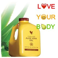 Forever Aloe Vera Gel hydrates and nourishes your body from the inside out. Love your body and drink aloe everyday for optimal health. Aloe Vera Gel Forever, Forever Living Aloe Vera, Forever Aloe, Aloe Vera Juice Drink, Aloe Drink, Forever Living Clean 9, Forever Living Business, Clean9, Natural Aloe Vera