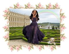 """yep, just a normal day for a princess"" by caramelmb on Polyvore"