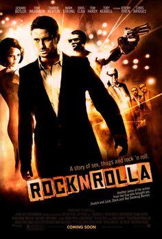 Rocknrolla 11x17 Movie Poster (2008)