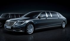 Mercedes Benz Maybach Pullman 2015
