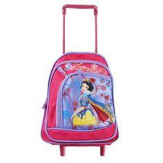 B110 - Small Trolley Bag Backpack- Princess - School Depot NZ - 1 Trolley  Bags 8f300d165a6f7