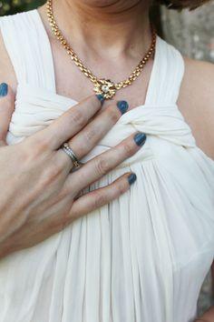 White dress (fashion tip #38) - The Indian Savage diary