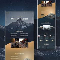 479 Likes, 28 Comments - Parsa Aghaei Best Website Design, Website Design Layout, Web Layout, Layout Design, Web Design Studio, Creative Web Design, Web Ui Design, Design Design, Design Ideas